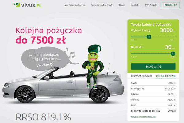 Vivus Polanów  zadzwoń 600 111 551